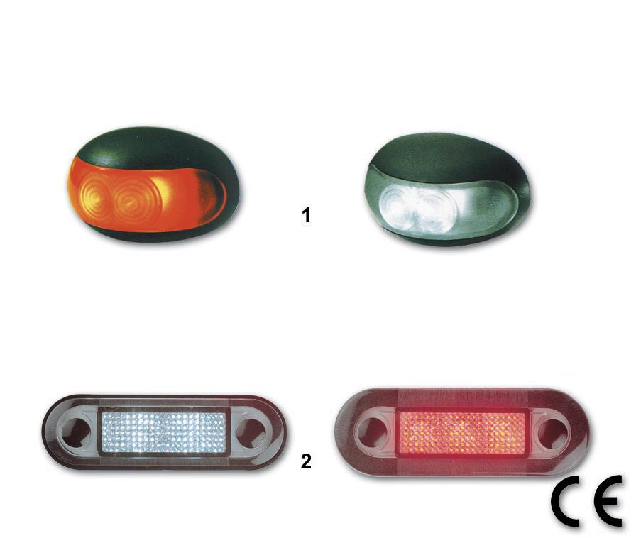 Led contourverlichting led orientatieverlichting hella for Hella verlichting